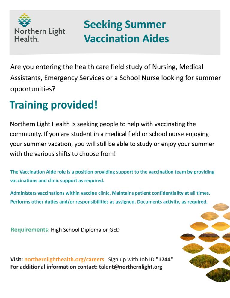 PVAEC - Piscataquis Valley Adult Education Cooperative image #2110