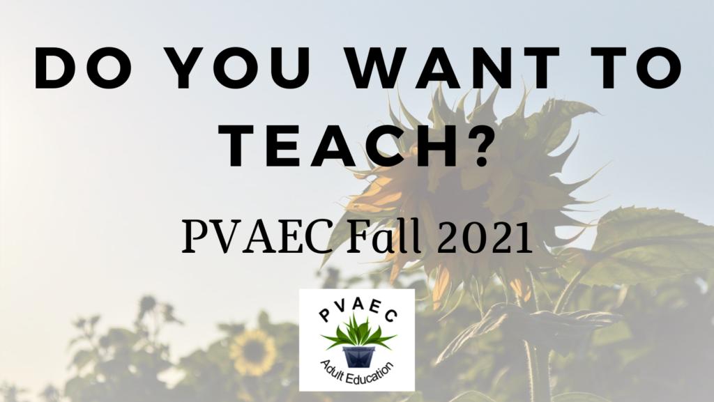 PVAEC - Piscataquis Valley Adult Education Cooperative image #2372
